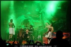 Korpiklaani - Eisheilige Nacht 2013 Potsdam - DSC02052