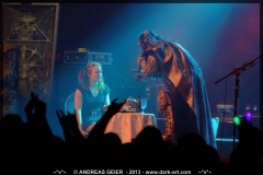 Lordi - Eisheilige Nacht 2013 Potsdam - DSC00964-