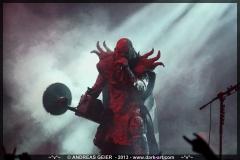 Lordi - Eisheilige Nacht 2013 Potsdam - DSC01001-