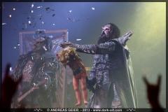 Lordi - Eisheilige Nacht 2013 Potsdam - DSC01497-