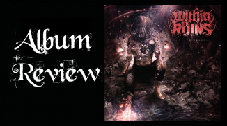 Album Review Within the Ruins Black Rose