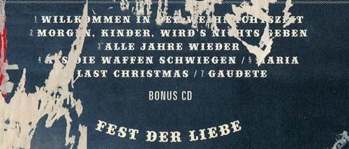 saltatio mortis ohne strom und stecker bonus cd fest der liebe