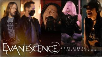 Evanescence Live Stream