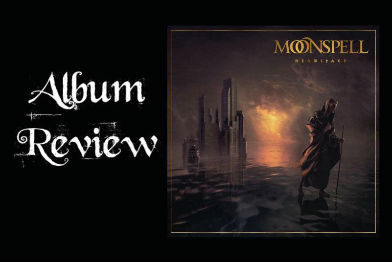 Album Review Moonspell Hermitage