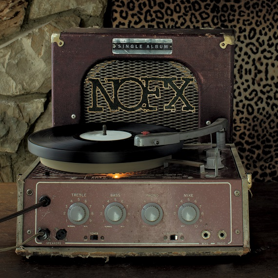 NOFX Single Album Cover