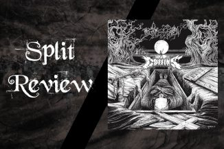 Album Review Depression Coffins Split