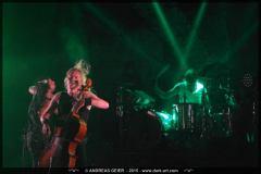 109 - Apocalyptica - Berlin - Columbia Halle - 05.10.2015