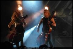 117 - Apocalyptica - Berlin - Columbia Halle - 05.10.2015