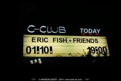 119 - Eric Fish and Friends - Berlin - C-Club - 01.10.2014