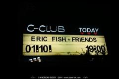 119 - Eric Fish and Friends - Berlin - C-Club - 01.10.2014