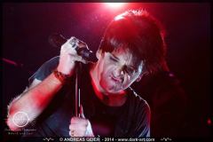 107 - Gary Numan - Berlin - Imperial Club - 18.02.2014