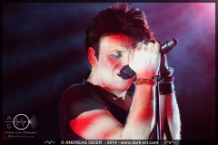 109 - Gary Numan - Berlin - Imperial Club - 18.02.2014