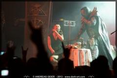 Lordi - Eisheilige Nacht 2013 Potsdam - DSC00982-
